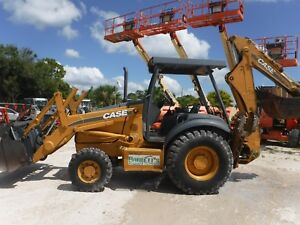 Case 580m Ii 4 In 1 Bucket