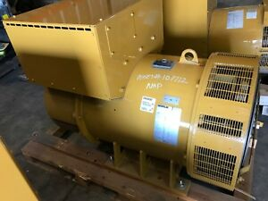 New Caterpillar Lc7 Generator End 545 Kw