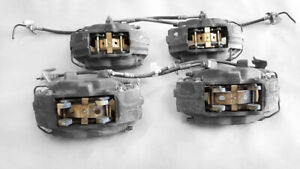 2010 2015 Camaro Ss Oem Front Rear Brembo Brake Calipers Only