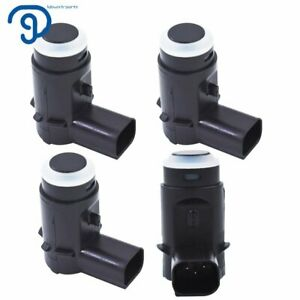 4pcs 9l3z15k859d Fit For Ford F150 Bumper Backup Parking Sensor Reverse Sensor
