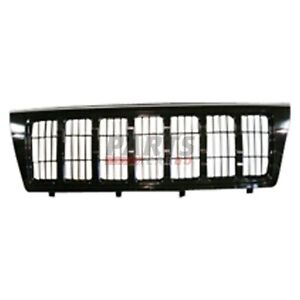 New Grille Painted Surround And Insert Fits 2004 Jeep Grand Cherokee 68039844aa