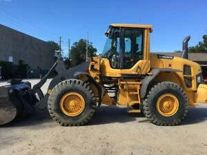 2012 Volvo L70g Wheel Loader Very Nice Quick coupler 4478 Hrs