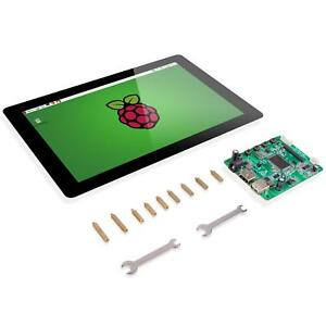 Raspberry Pi 10 Inch Touch Screen Sunfounder 10 1 Hdmi 1280x800 Ips Lcd