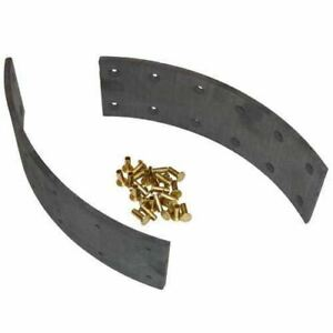 Allis Chalmers Wc Wf Rc Brake Lining Set