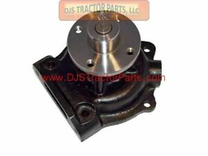 74007554 Water Pump With Gaskets Allis Chalmers D21 180 185 190 190xt