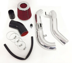 Cold Air Intake System Kit Filter Set For 2007 2012 Nissan Versa 1 8l