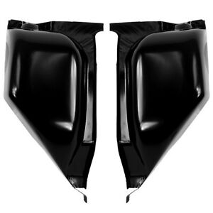 55 56 57 59 Chevy Pickup Truck Outer Cowl Panels Pair 2 Pieces Edp Coated Dii