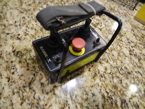 Rammax multiquip Remote Control Transmitter For Trench Roller Compactor Ammann