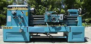 Hes 16 Engine Tool Room Lathe 16 X 48 With 10 Chuck