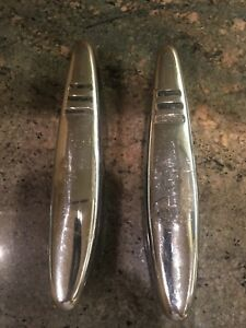 1938 1939 Chevrolet Bumper Guards Accessory