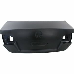 Trunk Lid For 2011 2012 2013 2014 Volkswagen Jetta Primed