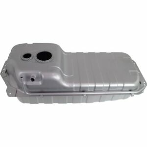 Fuel Tank For 2003 2004 Kia Sorento Gas Engine Steel Silver