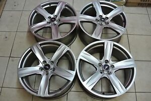 Four Ford Mustang 19 2013 2014 13 14 Oem Rims Wheels 3910 Dr331007ea