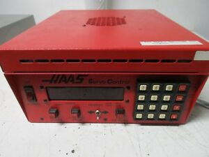 Haas Hrt 160 Rotary Table Controller 17 Pin Not Used Since Refurb