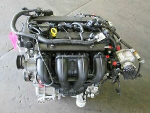 Engine 2 5l Vin T 8th Digit Needs Throttle Body Fits 13 16 Fusion 303987