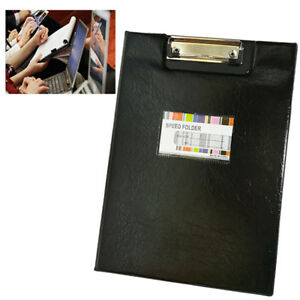 Clipboard Documents Holder A4 Door Notes With Clip Fasten Sheets Folder 350