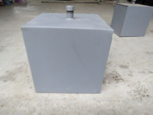 Hydraulic Oil Reservoir Tank 17 Gallons
