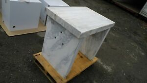 24 X 35 X 31 Marble Vibration Isolation Table With 3 Thick Slabs