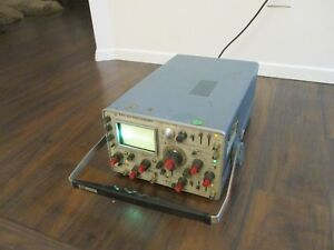 Tektronix 454 2 channel 150mhz Analog Oscilloscope