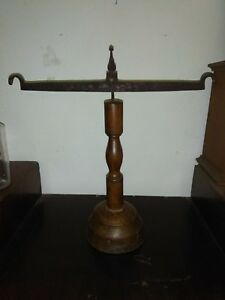 Antique Apothecary Scale 1780 1820