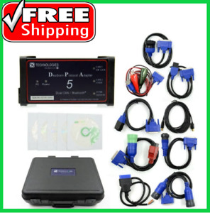 Dpa5 Dearborn Protocol Adapter 5 Heavy Duty Truck Scanner New Released Cnh Dpa 5