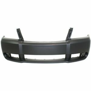 Bumper Cover For 2008 2009 2010 Dodge Avenger Front Plastic Primed Capa
