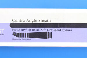 Midwest Brand Contra Angle Sheath Handpiece Usa Dental Shorty Attachment