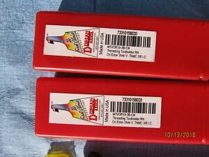 Indexable Tool bit Holder Mtvor10 3b cn 2 brand New Pieces With 3 Inserts
