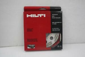 Hilti 2144036 Diamond Cup Wheel Dg cw Spx 6 Green Con Insert Tools 1 Pc
