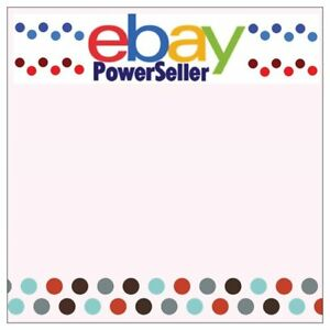 Lot Of 5 Custom Sticky Notes For Selling On Ebay Set Of 5 50 Per Notepad