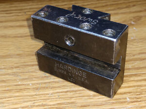 Hardinge L21 Quick Change Turning Tool Holder For L18 Tool Post