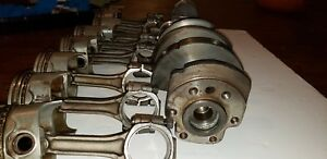 Sbc Piston And Rods Forged Pistons