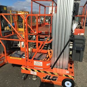 Jlg 12 Sp Personal Man Lift Electric