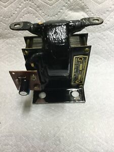 5ct44 Midwest Electric Current Transformer 40 5 Ratio With Dc Sample Board