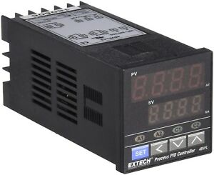 Extech 48vfl11 13 1 16 Din Temperature Pid Controller With 1 Relay Output