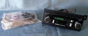 Retro Sparkomatic Digital Am Fm Car Stereo With Cassette Sr31 Parts