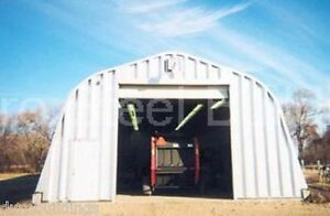 Durospan Steel 40x90x18 Metal Building Rv Tractor Trailer Storage Shed Direct