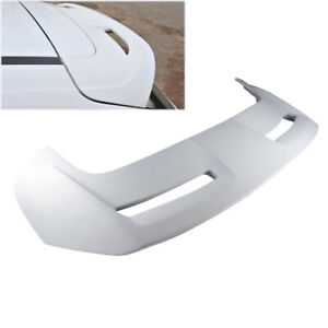 Primed Rear Roof Spoiler Wing St Style Fits Ford Focus Hatchback 2012 2018