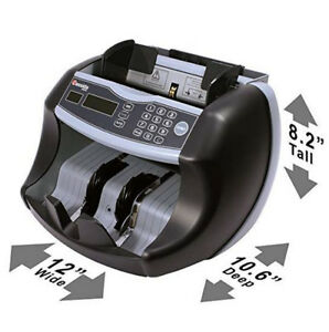 Cassida 6600 Uv mg Money Counter With Counterfeit Bill Detection