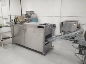 Commercial Flour Tortilla Manufacturing Machine Equipment Complete System