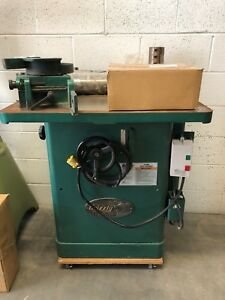 Grizzly 3hp Shaper G1026