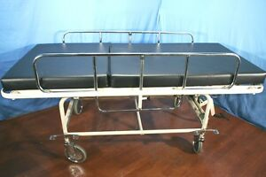 Gendron 1000lb Capacity Stretcher Bariatric Stretcher Bed Obesity Gurney