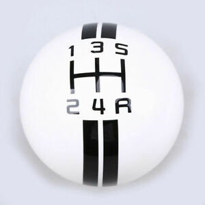 For Ford Mustang Gt500 5 6 Speed Manual Gear Shift Knob Shifter Lever Universal