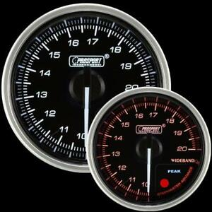 Prosport Universal 52mm Supreme Wideband Digital Afr Kit 10 0 1 To 20 0 1 Range