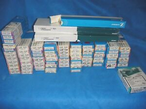 Zimmer Cannulated Bone Screw Assorted Size Lot Of 85 Items Sterile