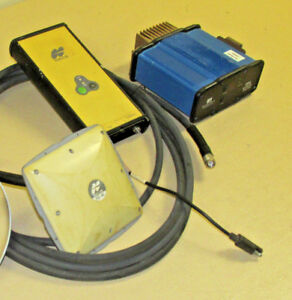 Topcon Gps Legacy Base With Pacific Crest 35w Radio Pg ai Antenna