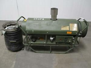 Hunter Mv60s 2 Military Space Heater Multifuel By Camfire T124886