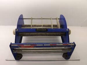 Powerseal Sl 9512 Multi Roll Tape And Label Dispenser Blue T38878