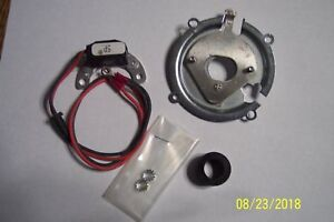 Ignition Conversion Kit ignitor Electronic Ignition Pertronix 1162a
