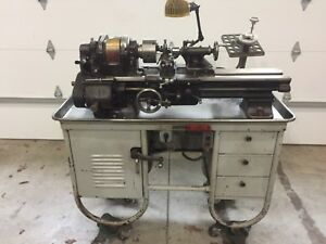 South Bend Heavy 10 Lathe Well Tooled Excellent Condition